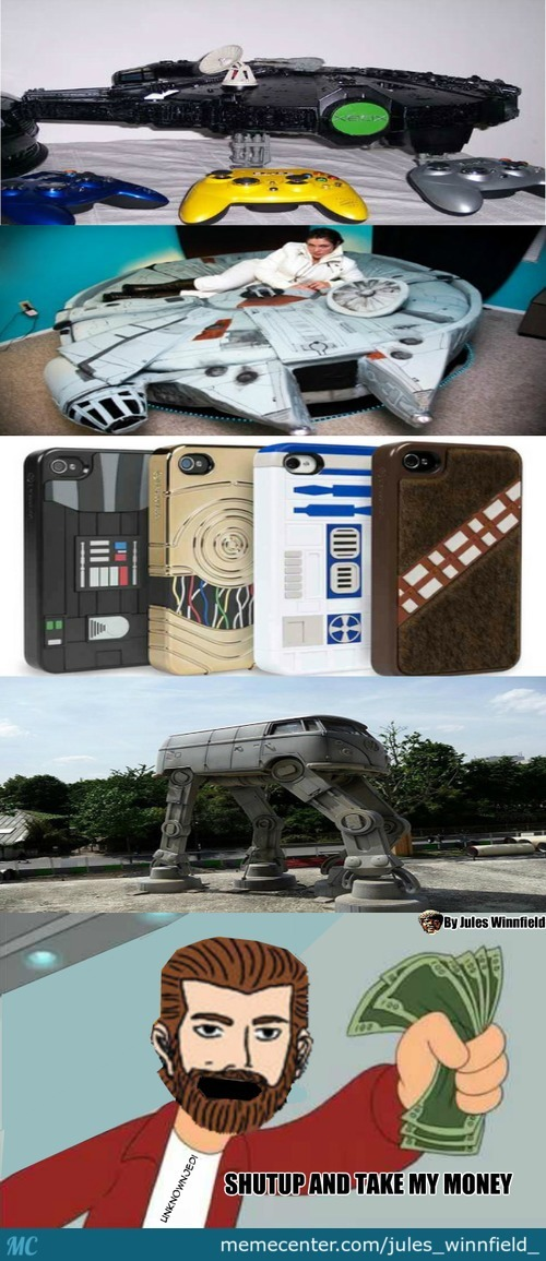 I Wound'nt Be Surprised If He Already Had The Iphone Cases