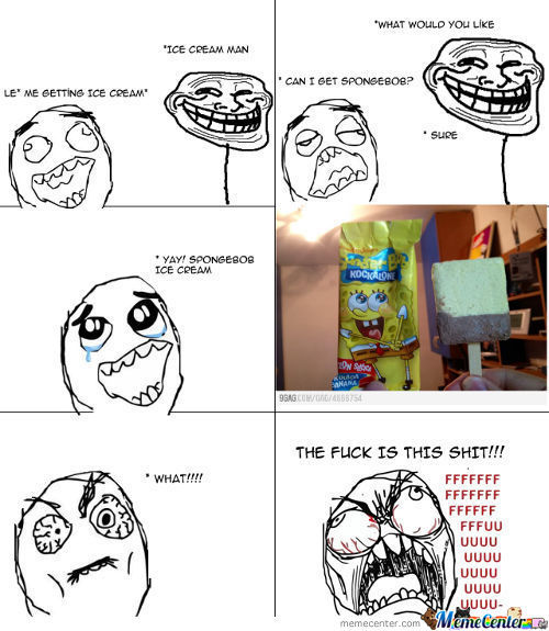 Ice Cream Man Trolls