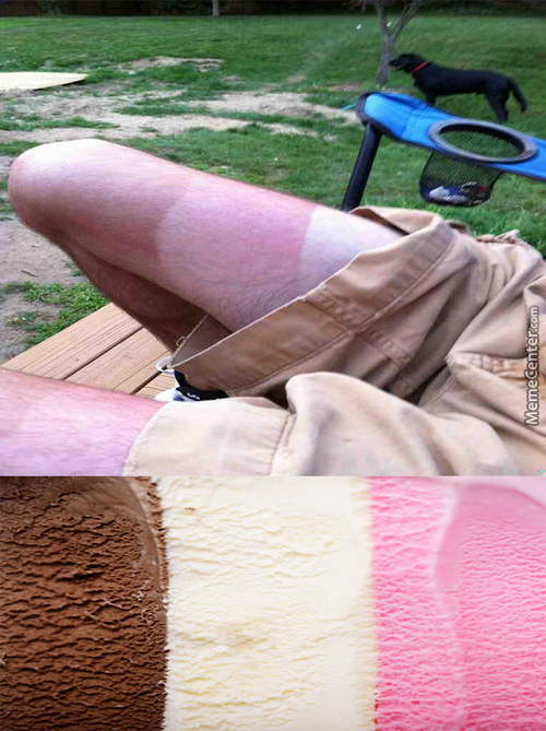 Ice Cream Tan