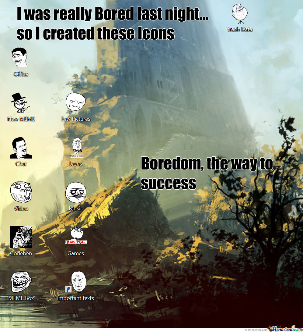 Icons, How They Should Be!