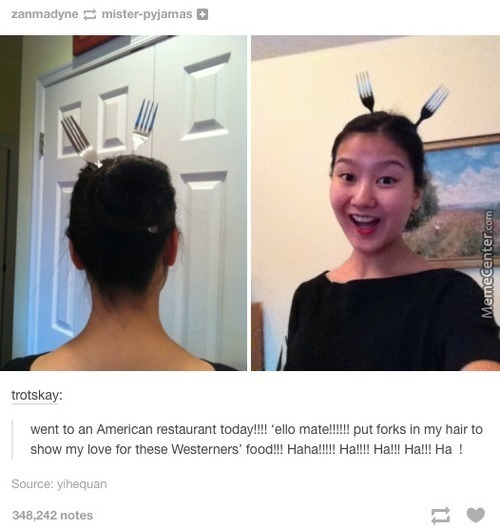 If Asian People Acted Like Weaboos