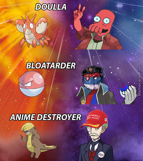 If Mc Users Were Pokemon Trainers Part Iv