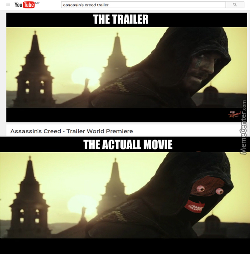 If The Actual Movie Doesn't Have Glitch Then What's The Point Seeing?