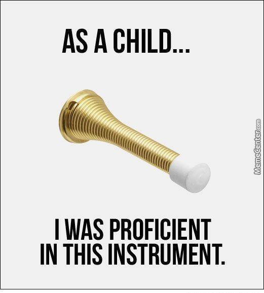If This Was A Real Instrument, I'd Be Famous
