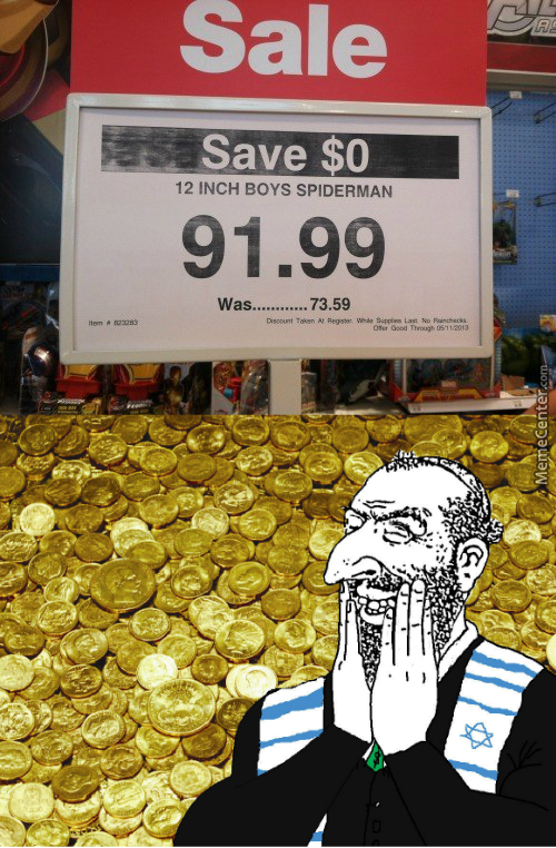 If Walmart Was Run By Jews.