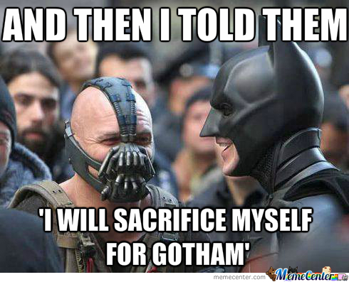 If You've Watched The Ending Of Tdkr...