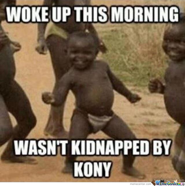If You Don't Get This, Google Kony.