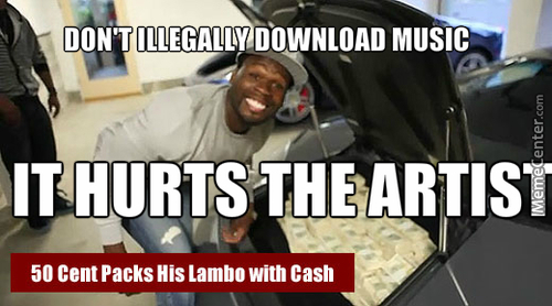 If You Hadn't Downloaded That He Would Have Been Able To Pack His Lambo And His Bugatti.