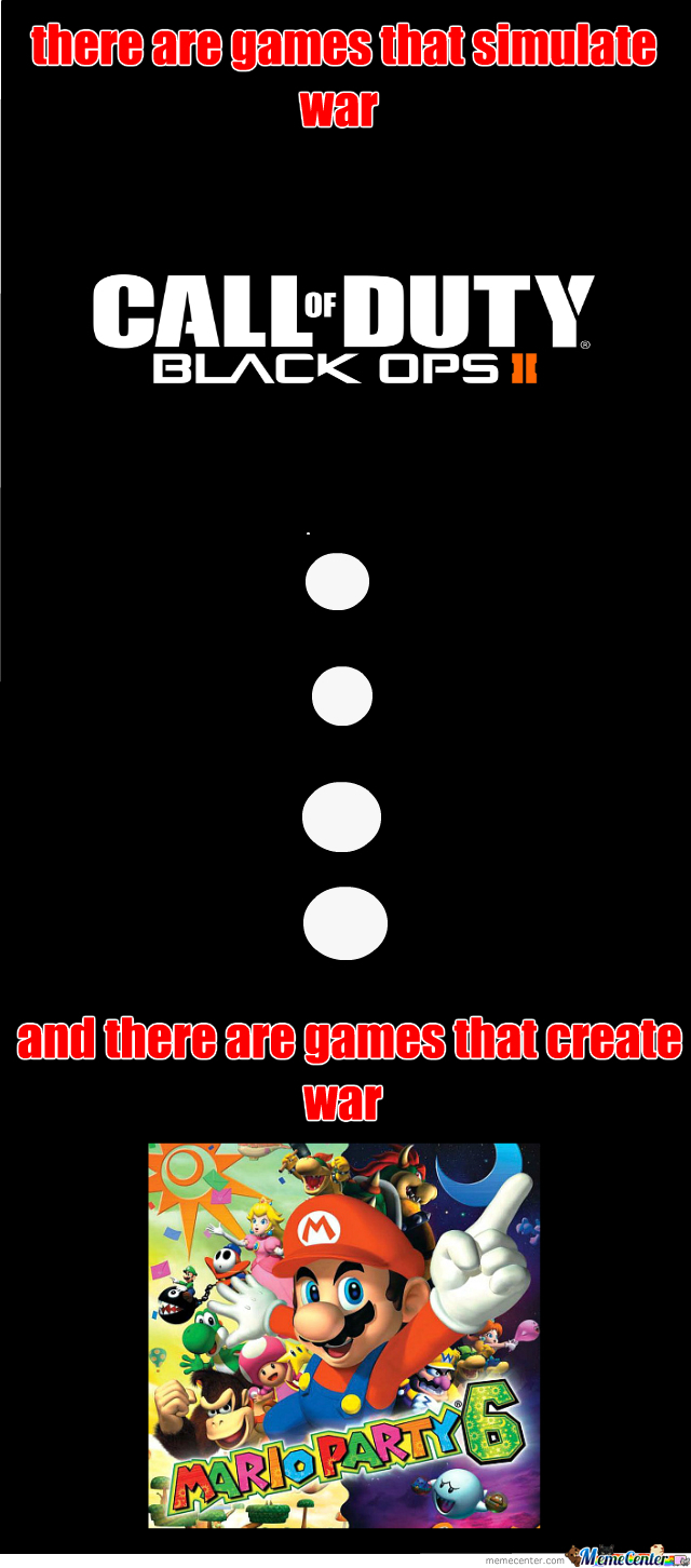 If You Played It With Friends Or Family You'll Understand