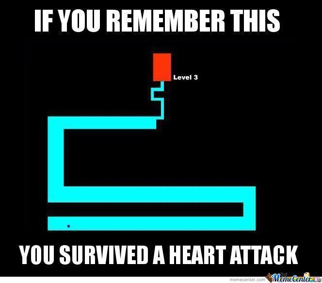 If You Remember This, You Survived A Heart Attack.