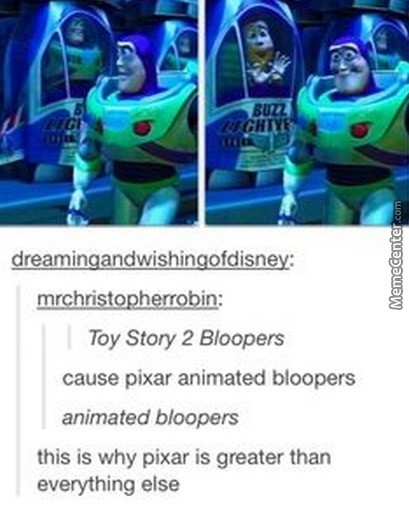 If You Successfully Animate A Blooper... Is It Really A Blooper?