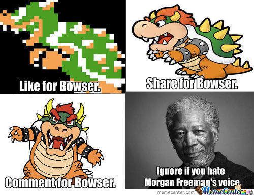Ignore If You Hate Morgan Freeman's Voice.