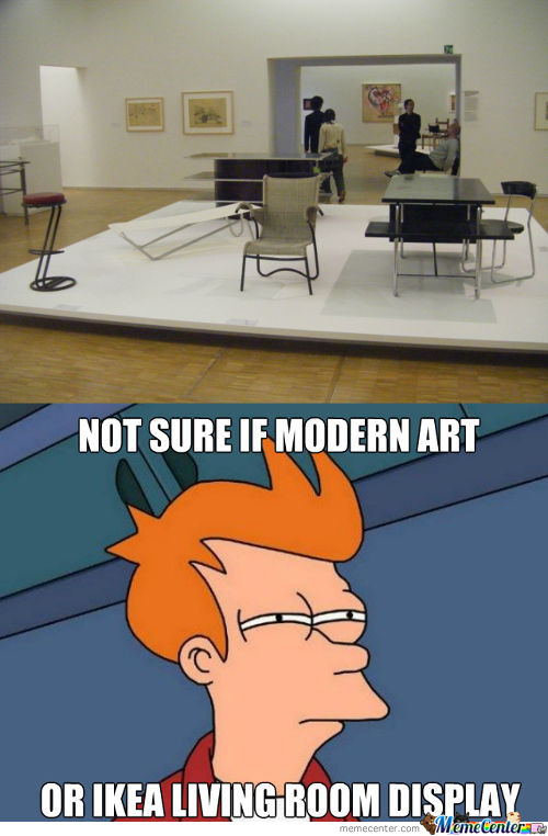 Ikea Or French Modern Art Museum