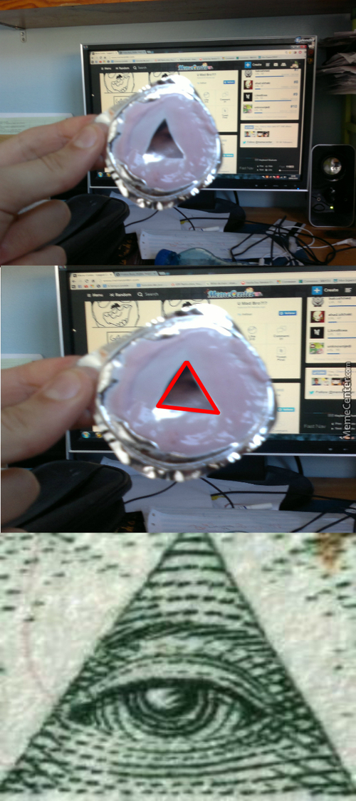 Illuminati, It's Everywhere!