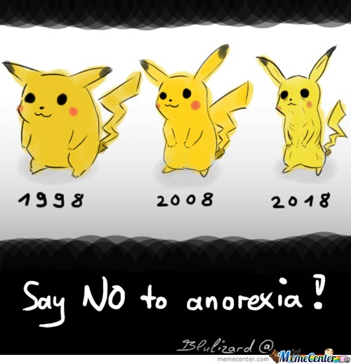 I'm A Bit Worried About Pikachu.