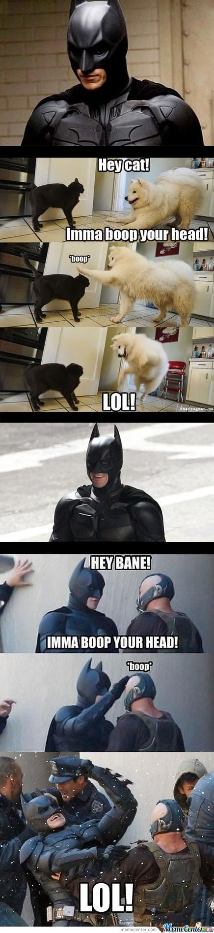 I'm Batman Lol