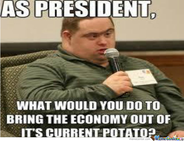 I'm Down For Pres.