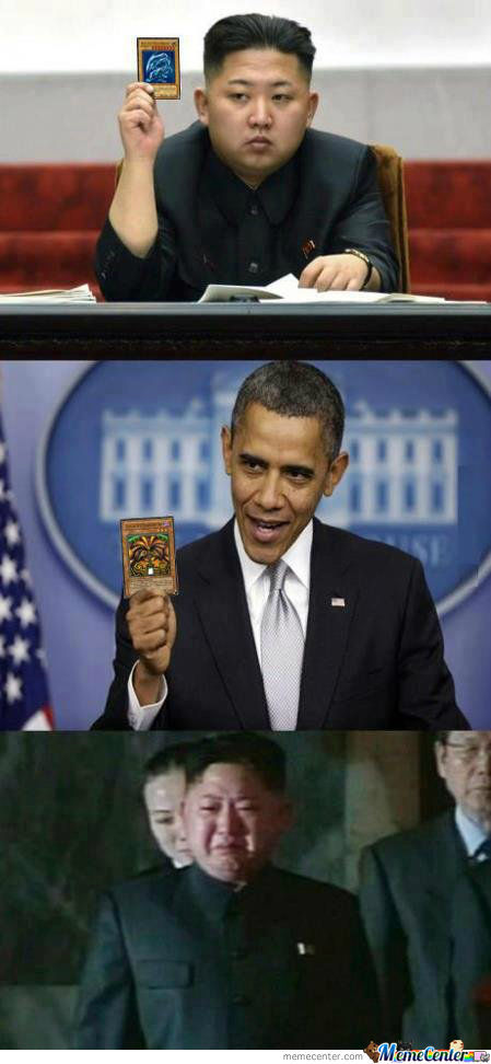 I'm Sending You Off To The Shadow Realm!