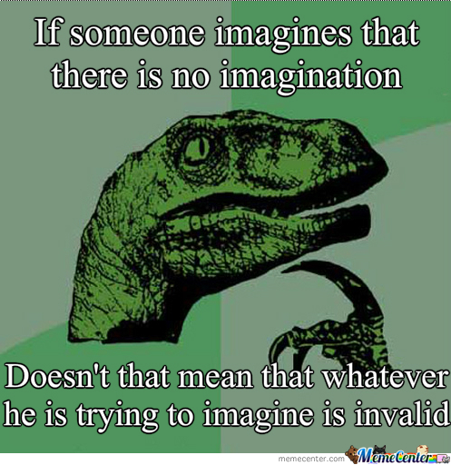 Imagination Is The Limit