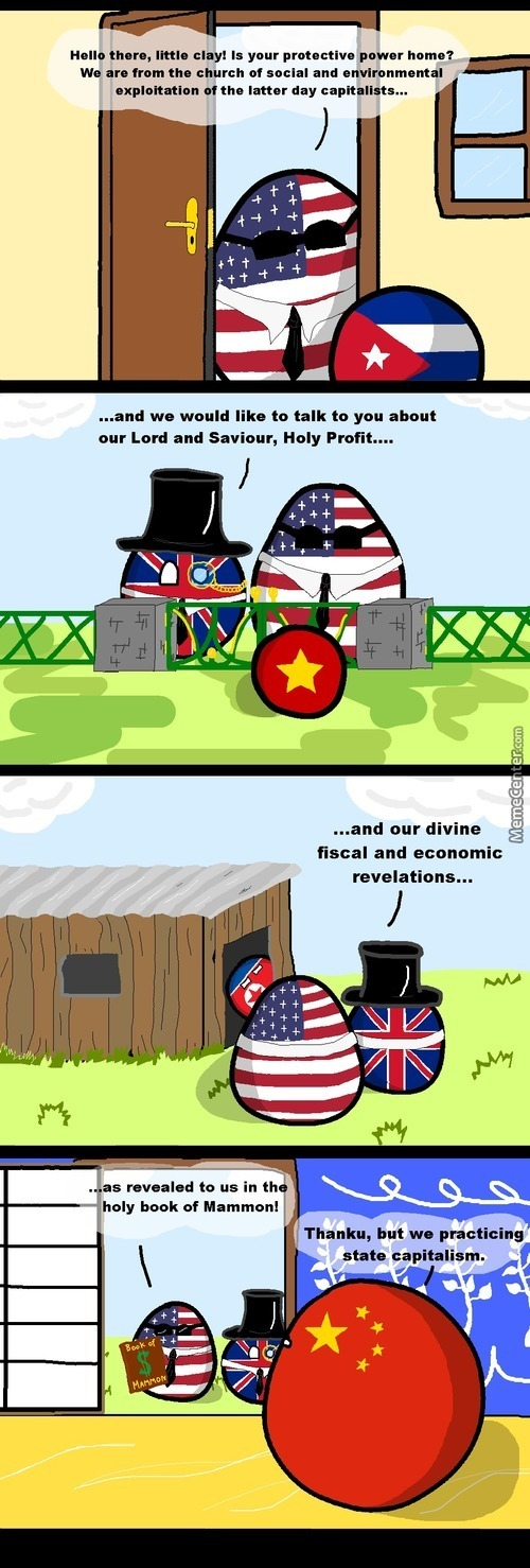 Imperialism And Revisionism