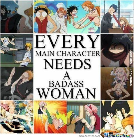 In Every Anime