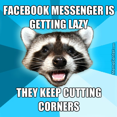 In Light Of Facebook Messenger's New Look