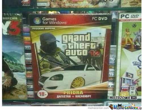 In Soviet Russia There Is Gta 12