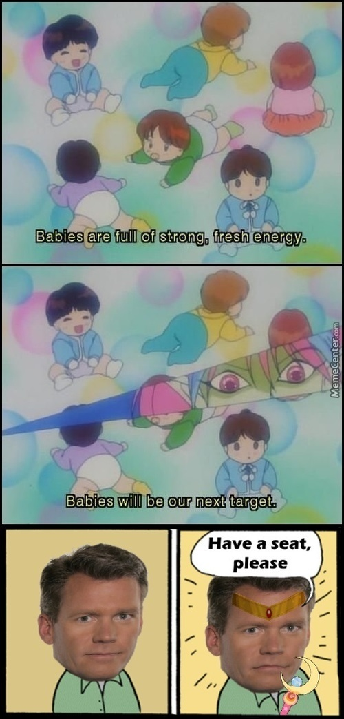 In The Name Of The Moon, I Will Punish You - Sailor Moon