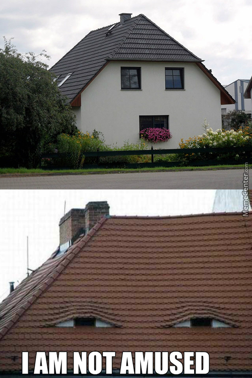 Inappropriate Houses