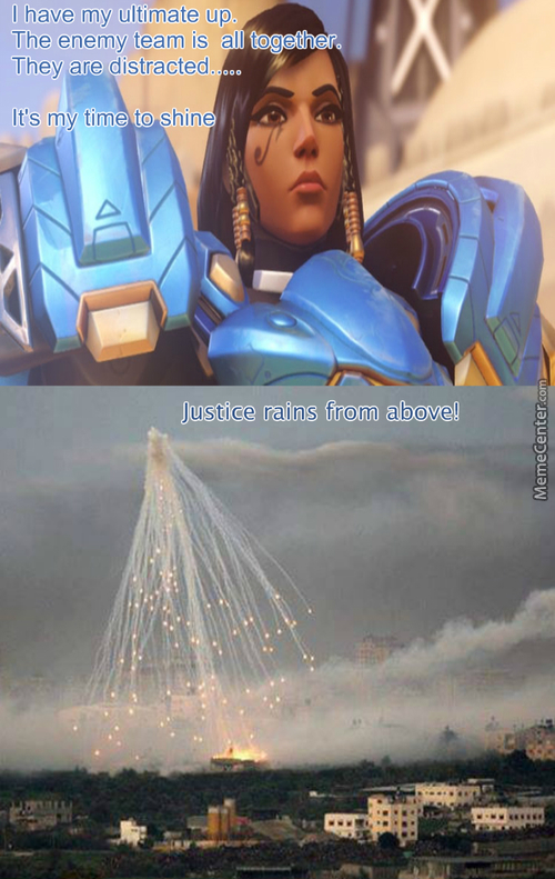 Inb4 A Widowmaker Headshots Pharah