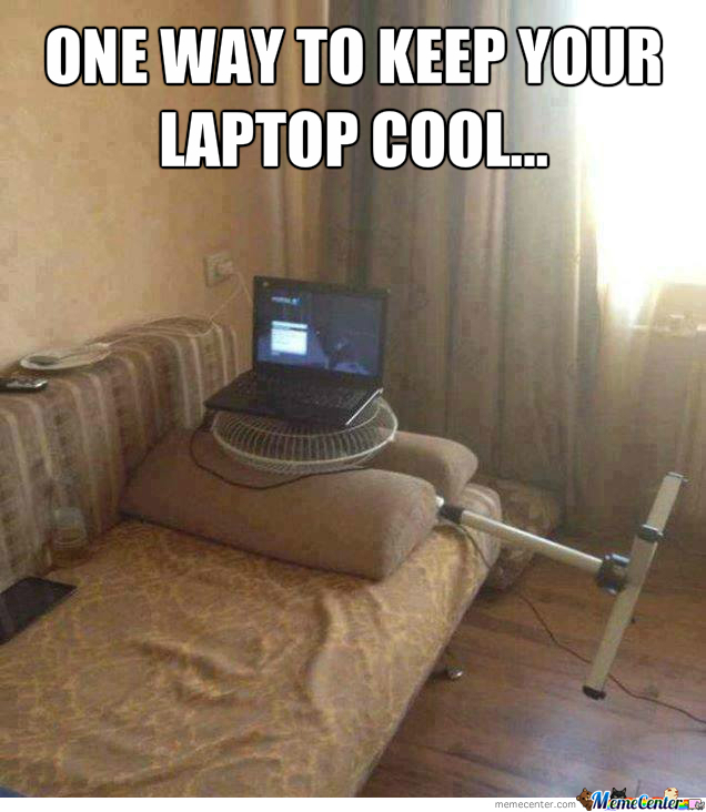 Incase Laptop Fan Stops Working