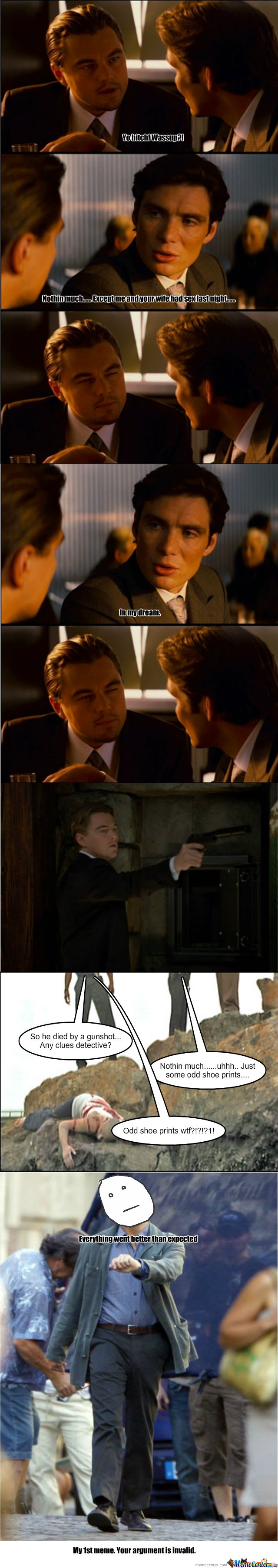 Inception Alternate Story..