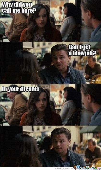Inception.