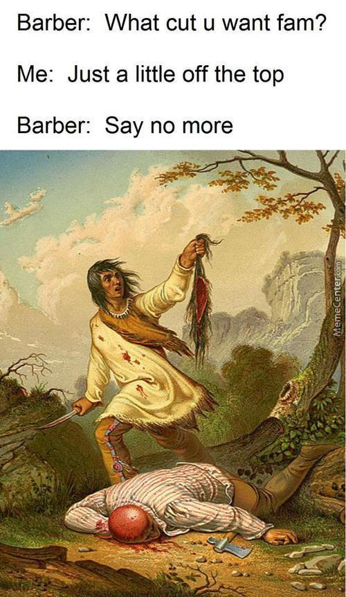Indian Barbers Are Best Barbers