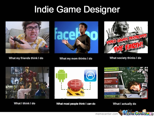 Indie Game Designer