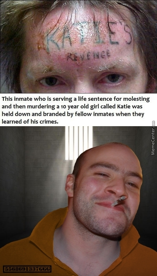 Inmates Have Their Limits Too