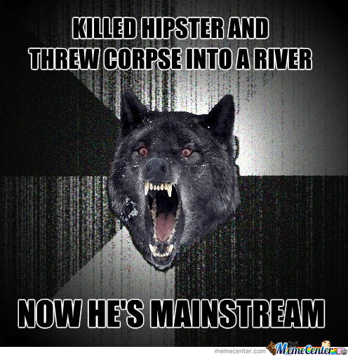 Insanity Wolf Strikes Again