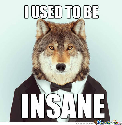 Insanity Wolf Treatment