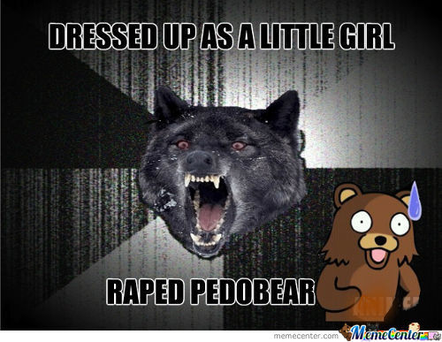 Insanity Wolf Vs Pedo