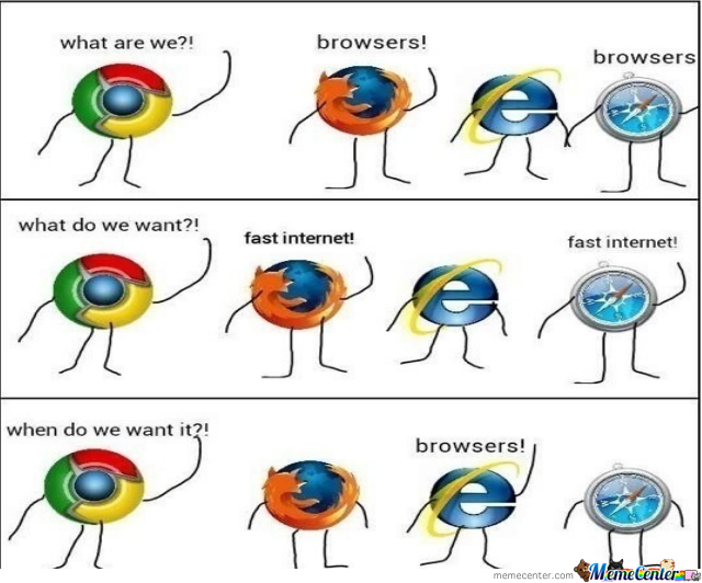 how to make my internet browser faster
