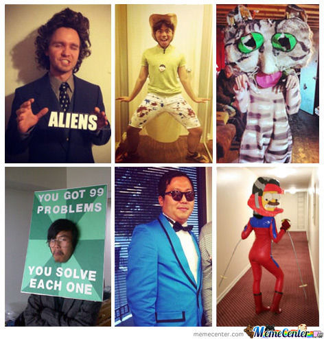 Internet Costumes Of Halloween 2012