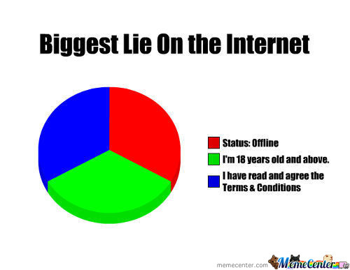 Internet User Will Know