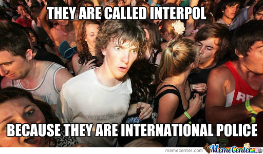 Interpol - The International Criminal Police Organization