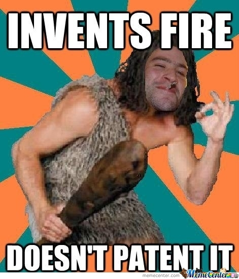 Invents Fire