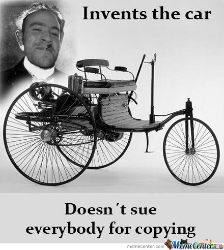 Invents The Car
