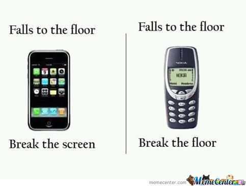 Iphone Vs Nokia