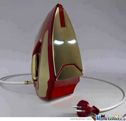 Iron Man, Anyone?