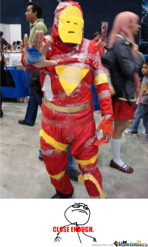 Iron Man? Is That You?