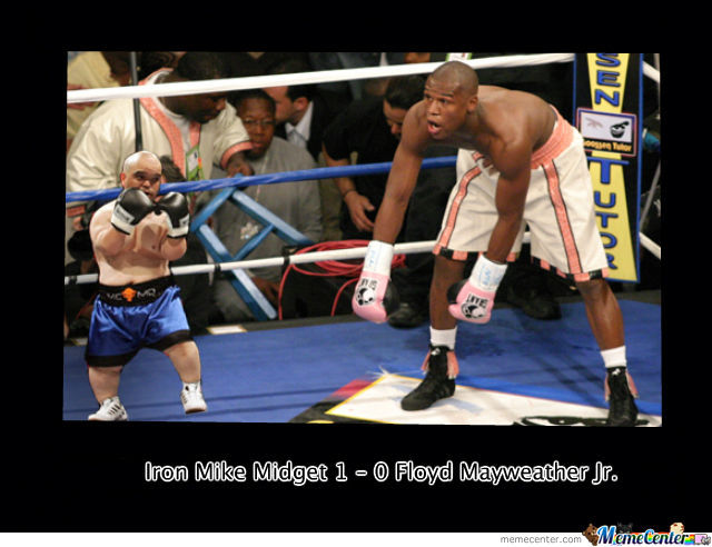 Iron Mike Midget