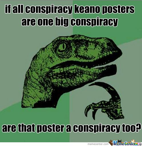is it a conspiracy?